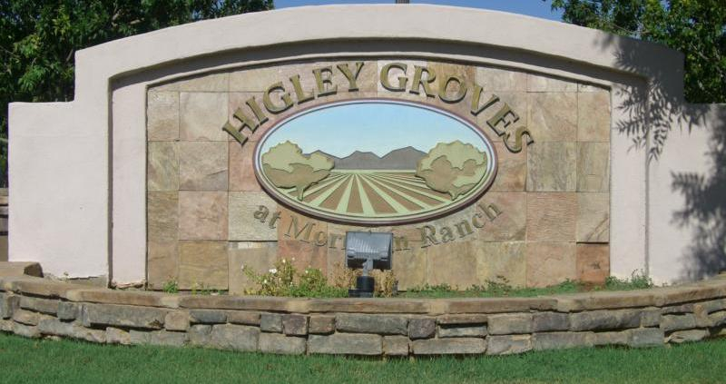 Higley Groves Gilbert, Arizona